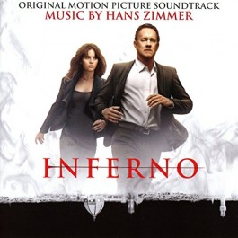 Soundtrack Inferno By Hans Zimmer CD