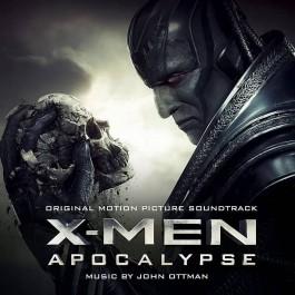 Soundtrack X-Men Apocalypse By John Ottman CD