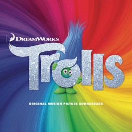 Soundtrack Trolls CD
