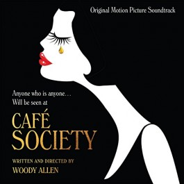 Soundtrack Cafe Society CD