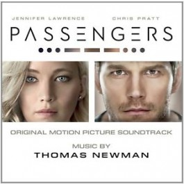 Soundtrack Passengers By Thomas Newman CD
