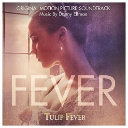 Soundtrack Tulip Fever By Danny Elfman CD