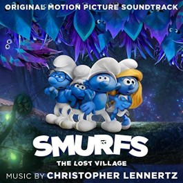 Soundtrack Smurfs The Lost Village By Christopher Lennertz CD