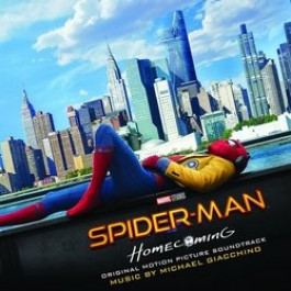 Soundtrack Spider-Man Homecoming CD