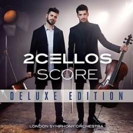 2Cellos Score Deluxe Edition CD+DVD
