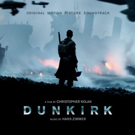 Soundtrack Dunkirk By Hans Zimmer CD