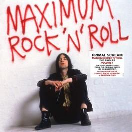 Primal Scream Maximum Rocknroll LP2
