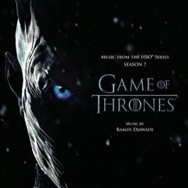 Soundtrack Game Of Thrones Season 7 Music By Ramin Djawadi CD