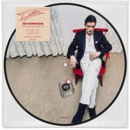 Falco Der Kommissar 35Th Anniversary Ep Picture Vinyl 10MAXI