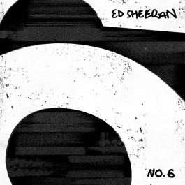 Ed Sheeran No. 6 Collaborations Project LP2