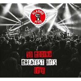 Hladno Pivo 30 Godina Greatest Hits Live CD2+BLU-RAY