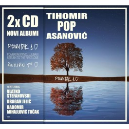 Tihomir Pop Asanović Povratak Prvoj Ljubavi, Return To The 1St Love CD2