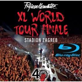 Prljavo Kazalište Xl World Tour Finale Stadion Zagreb BLU-RAY+DVD