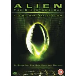 Ridley Scott Alien Directors Cut DVD
