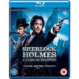 Guy Ritchie Sherlock Holmes Igra Sjena BLU-RAY