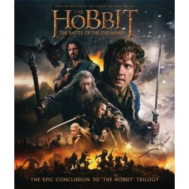 Peter Jackson Hobit 3 Bitka Pet Vojski BLU-RAY