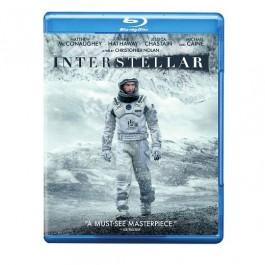 Christopher Nolan Interstellar BLU-RAY