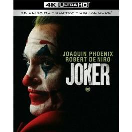 Todd Phillips Joker 4K Ultra Hd BLU-RAY2