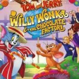 Spike Brandt Tom I Jerry Willy Wonka I Tvornica Čokolade DVD