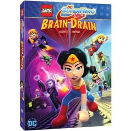 Todd Grimes Lego Dc Superjunakinje Isisavanje Mozga DVD