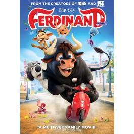 Carlos Saldanha Ferdinand DVD