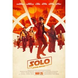 Ron Howard Solo Priča Iz Ratova Zvijezda DVD