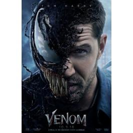 Ruben Fleischer Venom DVD