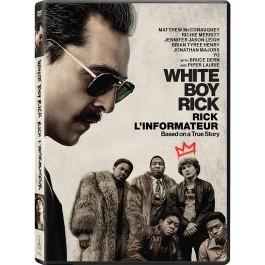 Yann Demange White Boy Rick DVD