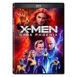 Simon Kinberg X-Men Dark Phoenix DVD