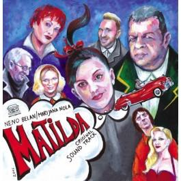 Soundtrack Matilda CD