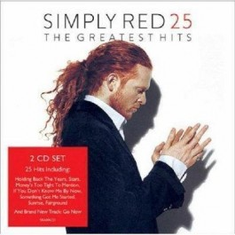Simply Red 25 The Greatest Hits CD2