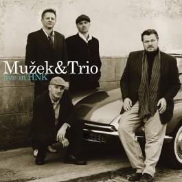 Mužek & Trio Live In Hnk CD/MP3
