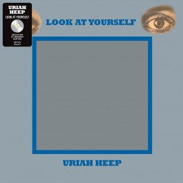 Uriah Heep Look At Yourself LP