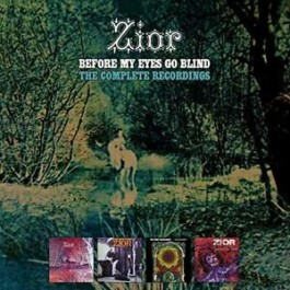 Zior Before My Eyes Go Blind Complete Recordings CD4