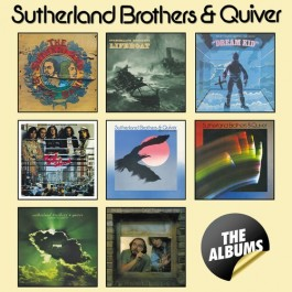 Sutherland Brothers & Quiver Albums CD8