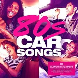 Various Artists 80s Car Songs CD3