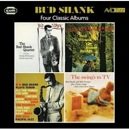 Bud Shank Four Classic Albums CD2