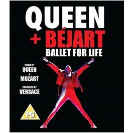 Queen + Bejart Ballet For Life Deluxe BLU-RAY