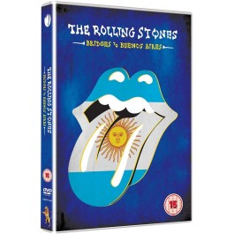 Rolling Stones Bridges To Buenos Aires DVD