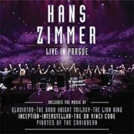 Hans Zimmer Live In Prague CD2