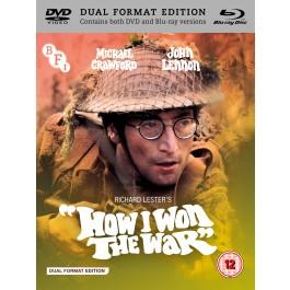 Richard Lester How I Won The War CD