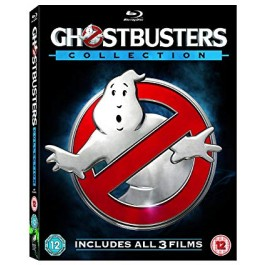 Movie Ghostbusters Collection BLU-RAY3