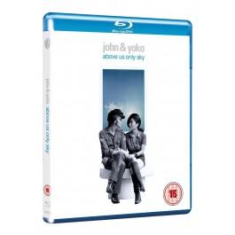 John Lennon Yoko Ono John & Yoko - Above Us Only Sky BLU-RAY