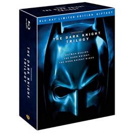 Christopher Nolan Dark Knight Trilogy BLU-RAY3