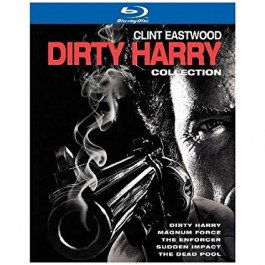 Movie Dirty Harry Collection BLU-RAY5