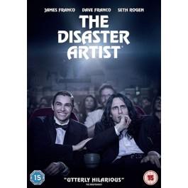 James Franco Disaster Artist Nema Hr Podnaslove DVD