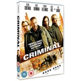 Ariel Vromen Criminal Nema Hr Podnaslove DVD