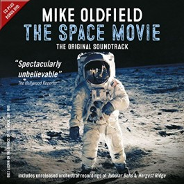Soundtrack Space Movie By Mike Oldfield CD+DVD