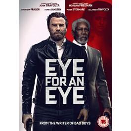 George Gallo Eye For An Eye Nema Hr Podnaslova DVD