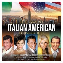 Various Artists Great Italian American Songbook CD3